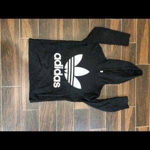 Adidas Treefoil Hoodie